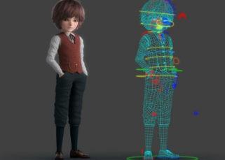 Rigging 3D