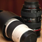 Distancia focal en fotografía