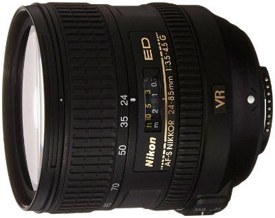 Nikon 24-85mm ƒ 3.5-4.5 G ED VR