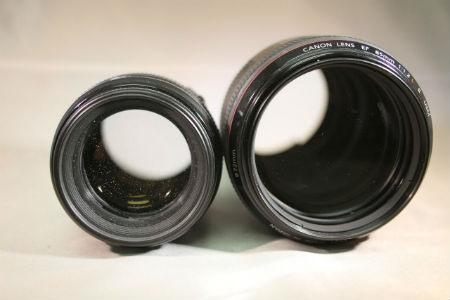 Objetivos de focal fija o variable