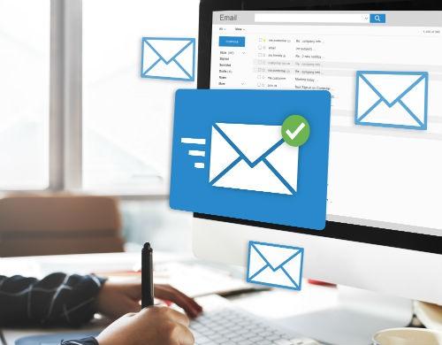 Legitimidad email