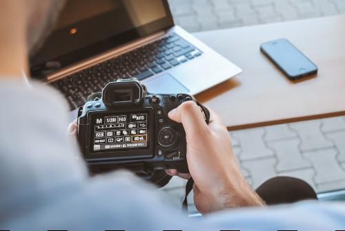 Promoción de empresas de fotografía