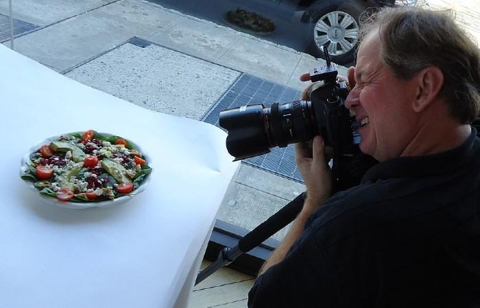 importancia de la fotografía gastronómica