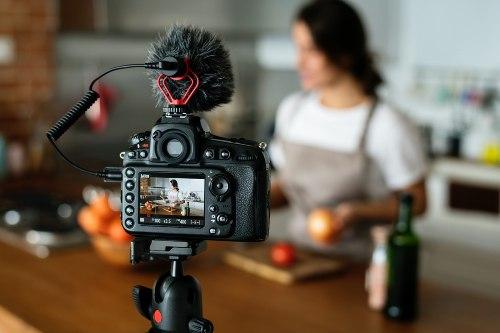 Modelos de cámaras recomendados para Youtube