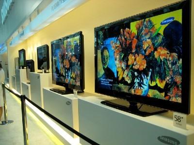 Televisores Samsung