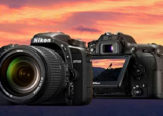 Review Nikon D7500