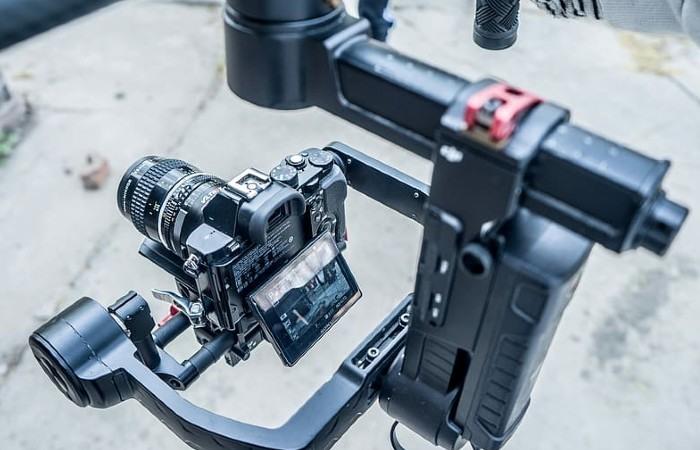 Estabilizador de cámara